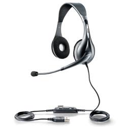 GN Netcom UC Voice 150 USB Headset Optimized for Microsoft Lync 2010 and Office Communicator 2007