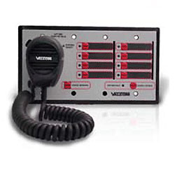 Valcom Stored Message/Microphone Page Panel