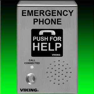 SIP Entrance & Emergency Outdoor Phones