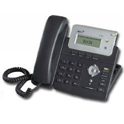 MaVI Systems 316i Standard IP Phone with LCD Display