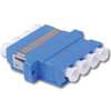 LC Quad SM/MM Adapter (Package of 6)