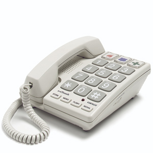 EZ Touch Large Dial Phone