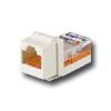 NetKey Category 5e, 8-Position, 8-Wire, Leadframe UTP Jack Module