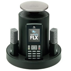 Revolabs - Yamaha UC FLX 2 Wireless Conference System with Two Directional Microphones