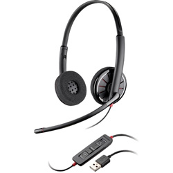 Plantronics Blackwire C320-M Binaural UC Headset Version for Microsoft Lync