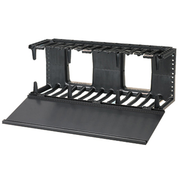 Horizontal Cable Manager, Front Only, 4U