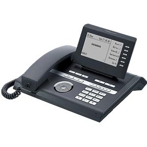 OpenStage 40 HFA Black VoIP LCD Display Phone (Refurbished)