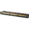 Category 5e Shielded Modular to 110 Patch Panel