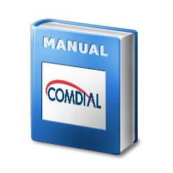 Vertical-Comdial DSU & DSU II LCD Telephone User Guide