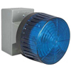 Blue Strobe Light Kit with Steady-On Feature and Enhanced Weather Protection