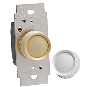 Trimatron Delux Push-ON/Push-OFF Full Range Rotary 3 Way Dimmer