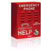 ADA Compliant VoIP Emergency Phones with Built-In Dialer and Digital Voice Announcer