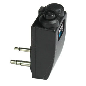 PRYME BLU Bluetooth Cable Type Adapter for Kenwood Radios with x01 Connector