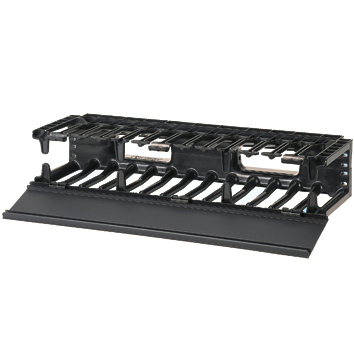 Horizontal Cable Manager, Front Only, 2U