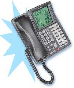 toshiba phone, toshiba telephone, toshiba digital phone, toshiba ctx phone