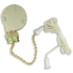 Leviton Pull Chain Three Speed Switch