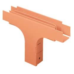 Panduit® 4x4 Vertical Tee