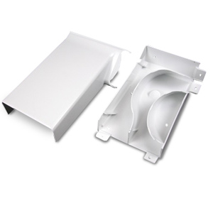 Legrand - Wiremold 5400 Series Nonmetallic Raceway™ Fittings - Transition Fitting Right