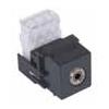 AV Connector, 3.5mm to 110 Termination