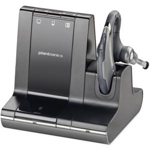 Plantronics Savi W730 Over-the-Ear Wireless Headset System (Standard)