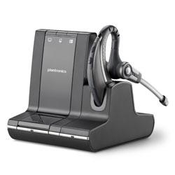 Plantronics Savi W730-M Over-the-Ear Wireless Headset System (Microsoft)