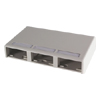 Series II Plastic Surface Mount Box for Three Modules