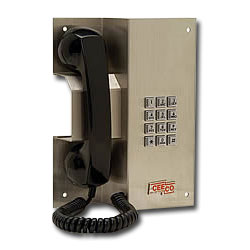 Ceeco Standard Operated Magnetic Hookswitch Panel Phone