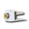 Mini-Com RCA 110 Style Punchdown Module - Yellow Insert