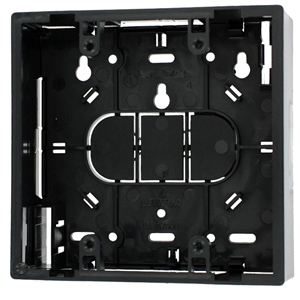 Dual Gang Surface Mount Backboxes (1.89