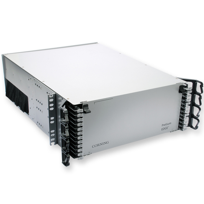 Pretium EDGE® 4 Rack Housing Unit, for Pretium EDGE® Solution Modules and Panels