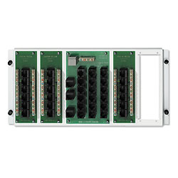 Leviton 18-Port Structured Media Panel