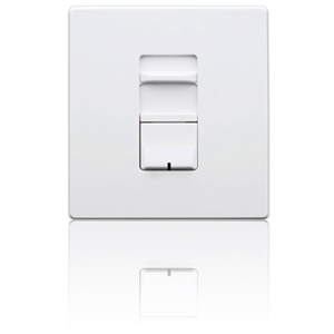 Leviton Renoir II Preset Slide Dimmer with Standard Heat Sink and Wide 2 Wire Control