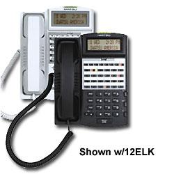 Iwatsu Adix IX-12KTD-3 - 12 Button Digital Display Key Phone