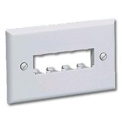 Panduit® Mini-Com Classic Series Faceplates
