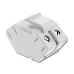 Legrand - On-Q Single Keystone Speaker Insert
