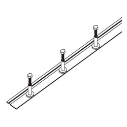 Legrand - Wiremold Trenchduct Component Support Strip