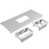 AL3300 Series Ortronics Cover Plate