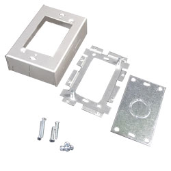Legrand - Wiremold AL2000 Series Shallow Switch & Receptacle Box