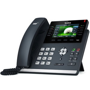 T46G Ultra Elegant Gigabit IP Desk Phone