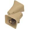 One-Way Bi-Directional Horn