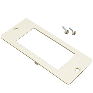 Legrand - Wiremold 5507 Series™ Rectangular Receptacle Faceplate