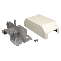 Legrand - Wiremold 2400D Series Bridge Fitting, Ivory