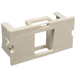 Legrand - Wiremold CM Series™ 2A Flushmount Unloaded Keystone Module