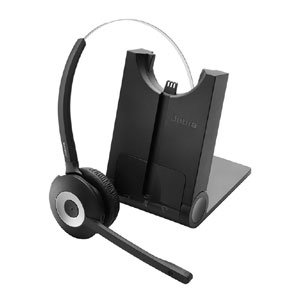 Jabra Pro 925 Wireless 2G4 Headset for Desk Phone