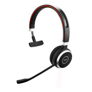 Evolve 65 Microsoft Skype for Business Wireless Headset (Mono)
