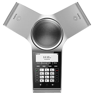 Touch-sensitive HD IP Conference Phone