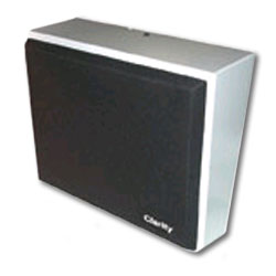 Clarity™ Metal Wall Mount Speaker