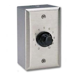 Wall Mount Volume Control