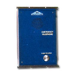 Allen Tel Elevator/Hall Speakerphone with Auto-Dialer/2 Minute Auto-Disconnect