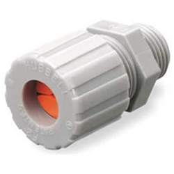 Hubbell SHC Straight Male Nylon Cord Connectors